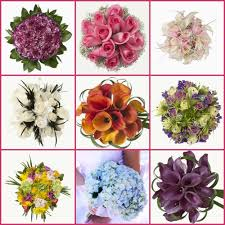 all sorts of wedding bouquets packages and prices for an