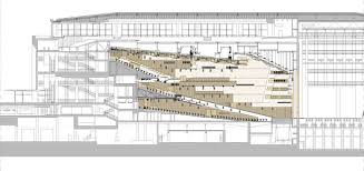 reconstruction of the kremlin concert hall by otash otako studio
