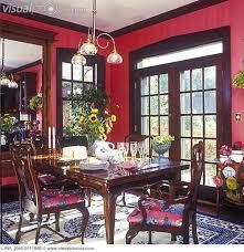 Dark Red Dining Room by 30 Best Rooms With Dark Trim Images On Pinterest Dark Trim Dark