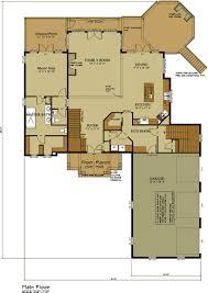 floor plans for lakefront homes floor plan 3 car garage lake house plan lake home designs car