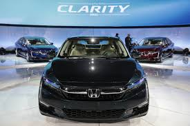 cars honda hydrogen fuel cell cars creep up u2014 slowly u2014 on electric cars