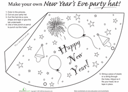 new year paper 2nd grade paper projects worksheets free printables education