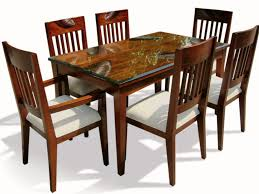 Glass Topped Dining Table And Chairs Rectangular Glass Dining Table And Chairs Walmart Dining Table