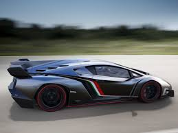 Lamborghini U0027s Ceo Didn U0027t See The Veneno Until It Was Finished
