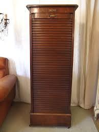 furniture antique oak mobile file cabinets oak filing cabinets 3