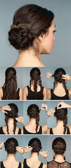 Hochsteckfrisurenen Lange Haare Leicht by 1001 Ideen Wie Sie Effektvolle Hochsteckfrisuren Selber Machen