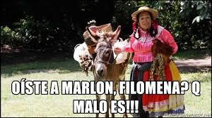 La India Maria Memes - o祗ste a marlon filomena q malo es la india maria y su burro