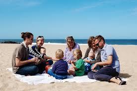 Bay Area Photographers Beran Family Montara Beach Day Bay Area Documentary Photographer