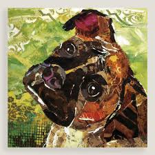 boxer dog wall art boxer wall art world market