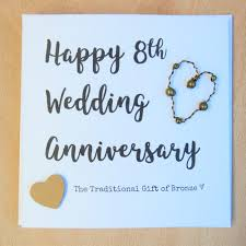 8th wedding anniversary 8th 9th 10th and 11th wedding anniversary gifts