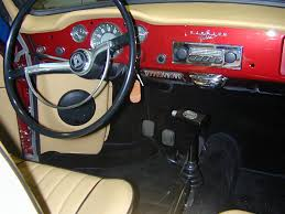 Karmann Ghia Interior The 1967 Karmann Ghia Convertible Restoration 11