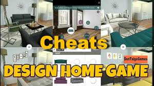 home design cheats design home cheats code android