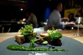 restaurant japonais cuisine devant vous un restaurant japonais 1 étoile au michelin actualités quartier