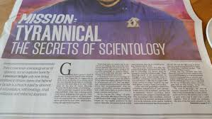 mission tyrannical u2014 the secrets of scientology by lawrence