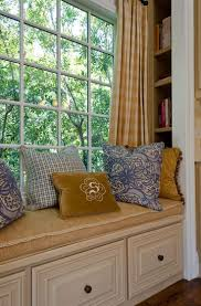 Built In Bookshelves With Window Seat 380 Best Window Seats Images On Pinterest Window Seats Home And
