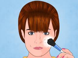 how to cut bangs with pictures wikihow