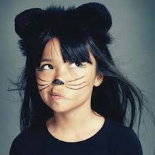 Black Cat Halloween Costume Kids 20 Kitty Cat Makeup Ideas Signing