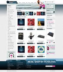web shop design shop creative web design layout inspiration diy