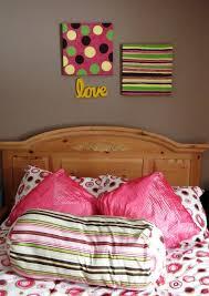 tableau pour chambre ado fille déco de la chambre ado idées de bricolage facile et mignon