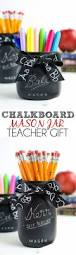 diy chalkboard mason jar teacher gift by michaels makers a pumpkin
