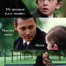 Johnny Depp Meme - johnny depp meme essential trumpet lessons