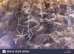 drawings on wall mural stock photos drawings on wall mural stock rock art mural paintings inside iconic desert view watchtower structure on south rim of grand canyon
