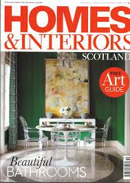 homes and interiors scotland homes interiors scotland issue andrea schumacher interior design