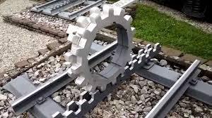 treno cremagliera le carrozze della ferrovia a cremagliera monte generoso a