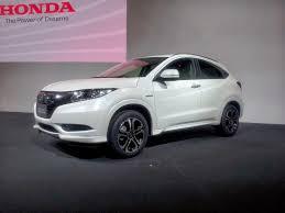 Honda Urban Formerly The Honda Portal Honda Urban Suv Production Model Debuts