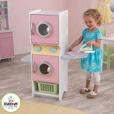 cuisine kidkraft blanche kidkraft laundry espresso play set