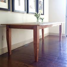 dining table plank top dining room tables vintage industrial