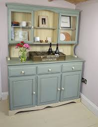 Kitchen Dresser Shabby Chic by Shabby Chic Farmhouse Shabby Chic Farmhouse Welsh Dresser Blue