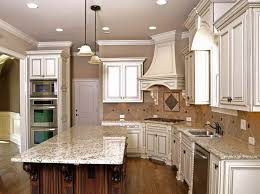 Painting Kitchen Cabinets Antique White Antique White Kitchen Cabinets With Glaze Roselawnlutheran