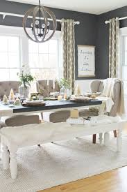 Best  Modern Farmhouse Dining Table And Chairs Ideas On - Farmhouse dining room