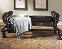 South Coast Bedroom Furniture By Ashley Ashley Furniture North Shore Sleigh Bedroom Set In Dark Brown
