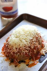 How To Cook A Thanksgiving Turkey In The Oven Giant Turkey Meatball Parmesan Skinnytaste