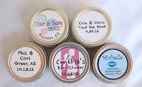 lip balm favors party favor lip balms customized for baby showers and wedding