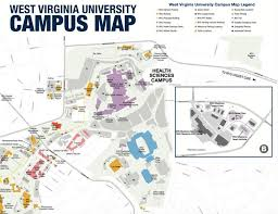 wvu evansdale map 37 best tour wvu images on mountaineering and
