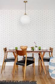 wallpaper for dining room ideas 25 amazing dining rooms with wallpaper