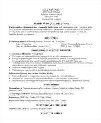resume format for cost accountants association in united 40 free accountant resume templates pdf doc free premium