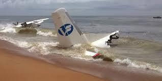 crash of an antonov an 26 100 off abidjan 4 killed b3a aircraft