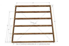 Measurements Of King Size Bed Frame King Size Bed Frame Measurements Home Design Decorating Ideas