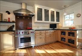 kitchen contemporary kitchen upper cabinet decor l shaped