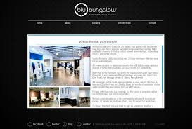 blu bungalow venue rental