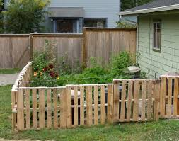 Garden Boundary Ideas by Fantastic Sample Of Short Privacy Fence Awful Rural Boundary Fence