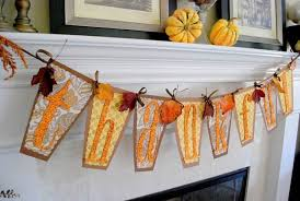 diy thanksgiving banners for november today