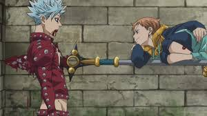the seven deadly sins the seven deadly sins season 1 part 1 review three if by space
