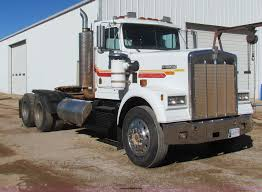 2014 kenworth w900 1983 kenworth w900 semi truck item ae9038 sold march 18