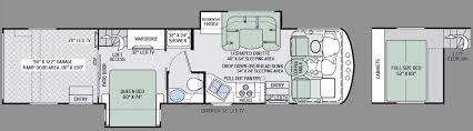 Toy Hauler Floor Plans 2016 Thor Outlaw 37rb Toy Hauler Floor Plan Photo Gallery