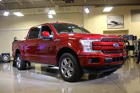 detroit auto show redesigned 2018 ford f 150 trucks com